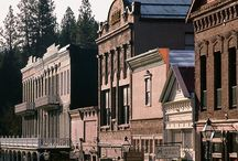Nevada City / Photos from Nevada City, California, Gold Mining Town in the Sierra Mountains