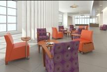 Reception + Lounge