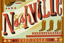 We ❤ Nashville! / Just a whole bunch of stuff we love about our city.