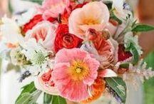 Spring Wedding Inspiration / Inspiration for spring and summer weddings <3