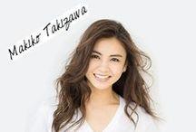 Makiko Takizawa 滝沢眞規子