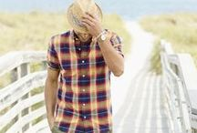 Men's Hot Summer Fashion / Shine just as bright as the sun in these summer fashion essentials.
