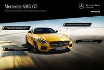 Infografías / Información interesante sobre temas de Mercedes-Benz en México.