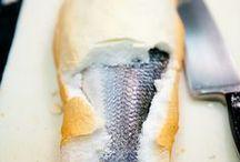 Cocinar con sal y Salazones