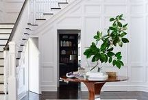 Interior Design Entry Ways and Staircases