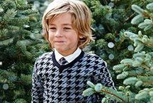 Be Festive - Kids' Holiday Fashions / Holiday gifts and fashions for 2014.
