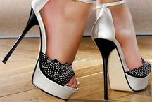 H@wt. Heels / Beautiful and sexy shoe pictorial collection- / by Michele M.