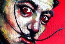 Art - Salvador Dali / by smash tash