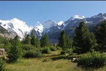GRAUBÜNDEN IST EINE REISE WERT / Ob Tagesausflug oder eine Ferienwoche; Graubünden ist im Sommer wie Winter eine Reise wert. Zeige uns deine schönsten Momente!