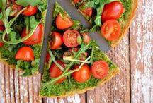 Italian / Vegan recipes and dishes native to Italy