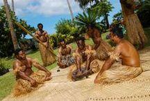 Fijian Culture / Experience the beautiful Fijian culture at Qamea Resort
