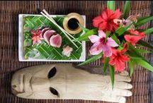Food & Beverage / Enjoy fresh cuisine at Qamea Resort