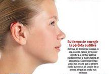 Campañas / Generar conciencia en las personas de que la pérdida auditiva se puede evitar