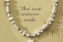 Pia Jewellery - The New Season's Nude / Pia Jewellery - Beautiful Products in the New Season's Nude Collection