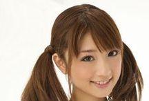 Yuko Ogura 小倉優子
