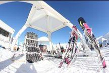 Enjoy The Glacier 2015 / Les 2 Alpes celebrates the opening its glacier with Enjoy The Glacier events.