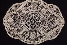 LIDIA SABIUTA crochet and lace / crochet, lace patterns