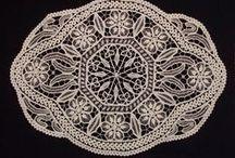 LIDIA SABIUTA crochet and lace / crochet, lace patterns