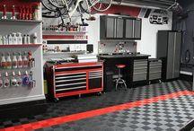 Garage / New shop ideas