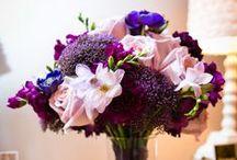 Floral & Centerpiece Arrangement / Floral arrangements and centerpieces can add a little natural element and color to your event.
