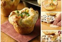 Food - Dinner / Ideas for dinner.