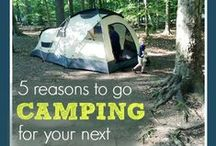 Outdoors - Camping / Ideas for camping.