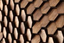 Inspiring Wood / A collection of wood textures
