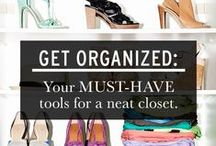 ORGANIZING & DRESSING | DRESSINGS & ORGANISATION