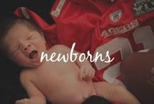 Newborns / A collection of Newborn Photography by Cuckoo's Nest West