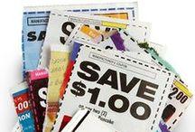 COUPONS & Shopping Tips / by Diane Gravuer