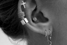 Earrings & piercing