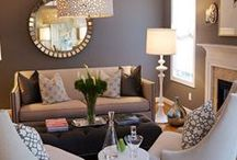 Living room / What I love ore like about the style, design, color sheme or just the composition of the living room.