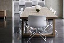 Concrete interior design  | Inspiration / Beton Design Eurocol