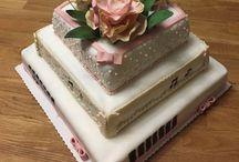 Moje torty i ciasta / Min kake / Teresa Borek