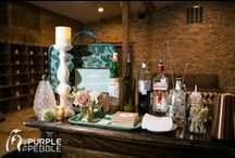 Bar Set Up's by Spirits / A bar is not 'just' a bar for Spirits. The set up and presentation are part of the guest experience.