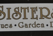 SISTERS ANTIQUES / SISTERS ANTIQUES, the shop... and anything else that relates to SISTERS