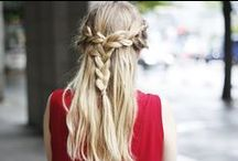 Hairstyles  / by Luisa