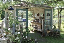 A Garden Shop Just For Me / SISTERS ANTIQUES