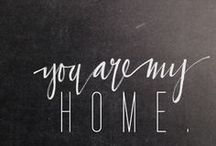 home is where you are / by Ari Reese