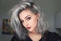 | hair | / by Georgia Gabrielle