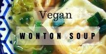 Vegan Soup and Sandwich / Whole Foods Plant Based Meals