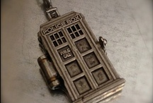 Doctor Who -TARDIS- / by Hannah Anders