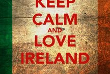 All things Irish:D / by Tricia Gallagher
