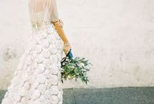 THE DRESS / what to wear to wed.  / by Emily // Emily Hill Events