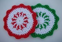 Coasters--Crocheted & Handcrafted (SHARED)♥♥♥♥♥ / This is a shared board for COASTERS ONLY. I love coasters.My favorite are crocheted; however, I like all kinds. Included are coasters that are crocheted, sewn/quilted, modgpodged with photographs, recycled, etc. Please Family Friendly only Pins & NO ETSY SALES OR FLICKR PHOTOS, PLEASE--I WILL DELETE THOSE. .Anything other than coasters will be deleted! Please use the ADD ME Pin to request an invite.Thank you & have fun. I look forward to all of your COASTER pins! Enjoy the Board! / by Gayle Leemaster