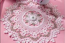 Crochet Doilies / by Gayle Taylor Martin-Leemaster