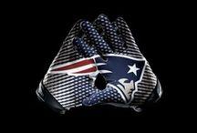 MY New England Patriots  / by Breann Staubs