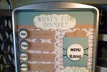 Menu & Grocery Planning/Organizing / by Diane Cabral