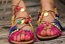 S H O E S / It is no secret that I LOVE shoes.