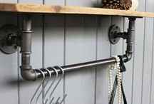 Industrial Palace / Get the look with these fabulous grey accessories...